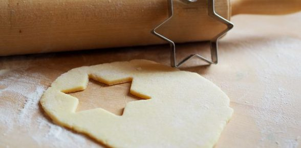 Простое тесто для печенья