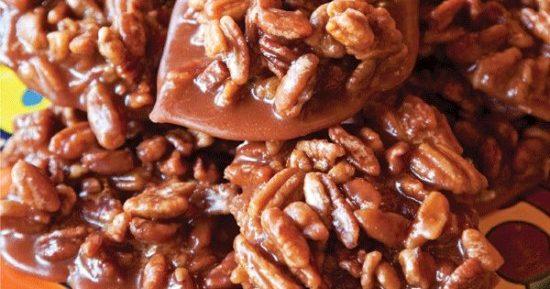 Ореховое пралине из пекана