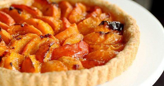 Пирог с абрикосами (рецепт)