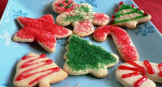 Рецепт сахарного печенья