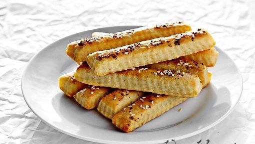 Сырные палочки. Рецепт сырных палочек с фото