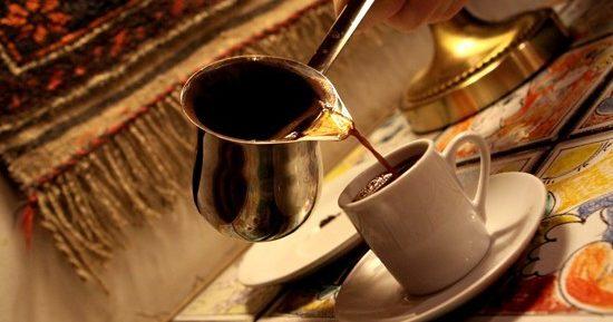 Как заваривать кофе в турке