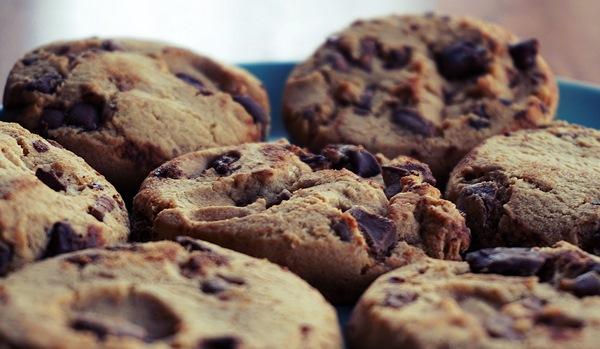 имбирное печенье с шоколадом