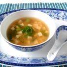 Японский классический суп мисо