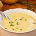 суп-пюре с картошкой