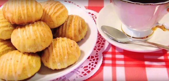 Рецепт творожного печенья с фото
