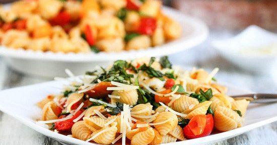 Рецепт итальянской пасты. Вкусные макароны по-итальянски