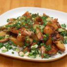 картофель жареный в аэрогриле