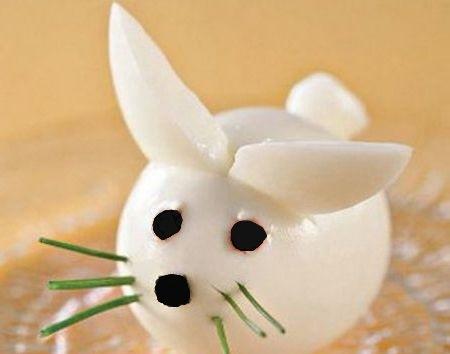 готовый заяц