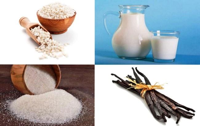 ингредиенты для кугеля