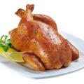Печеная курица фото