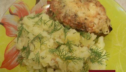 Куриные котлеты с сыром и помидором рецепт с фото