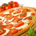 Фото пиццы Маргариты