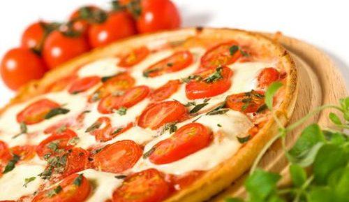 Пицца «Маргарита» рецепт для готовки в аэрогриле
