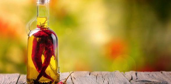 Как приготовить настоящее Chili oil (масло с острым перцем)
