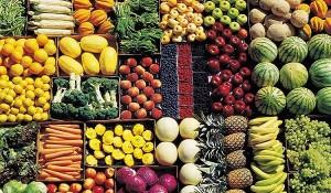 питание овощами