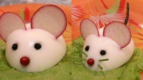 сделать мышат