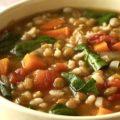 Суп из чечевицы и картофеля