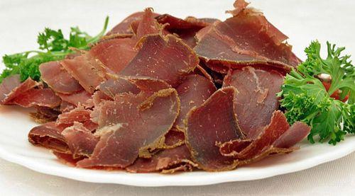 Сушка и вяление мяса в аэрогриле