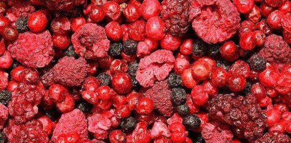 Сушка ягод в аэрогриле