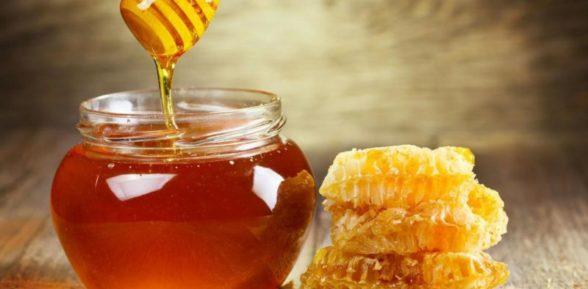 Диспенсер для меда