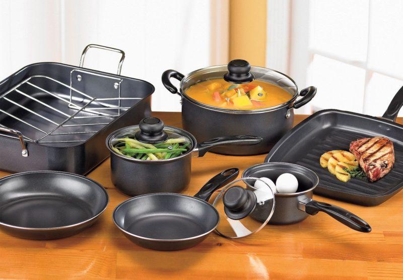 Какая посуда должна быть на каждой кухне?