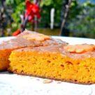 Простой и вкусный морковный пирог