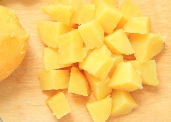 Приготовление овощного рагу с картофелем
