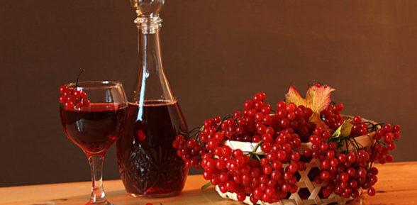 Калиновое вино