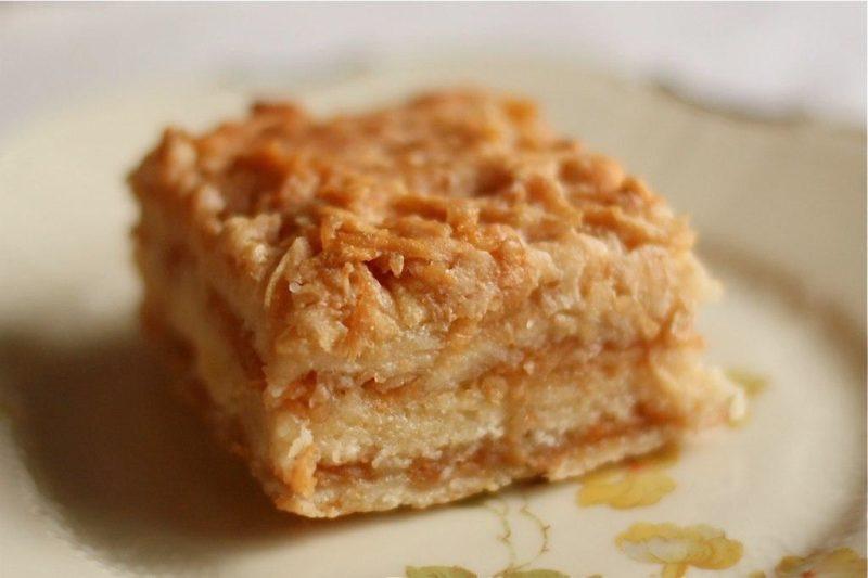 Пирог с яблоками 3 стакана