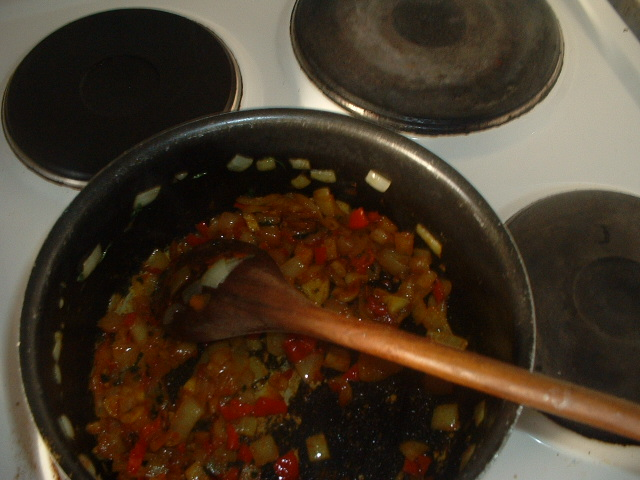 Острый суп-пюре из тыквы