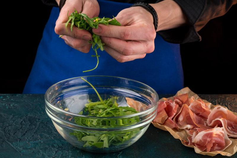 Салат руккола