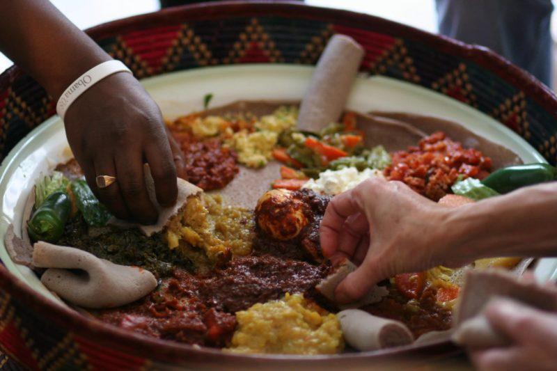 Традиции марроканской кухни