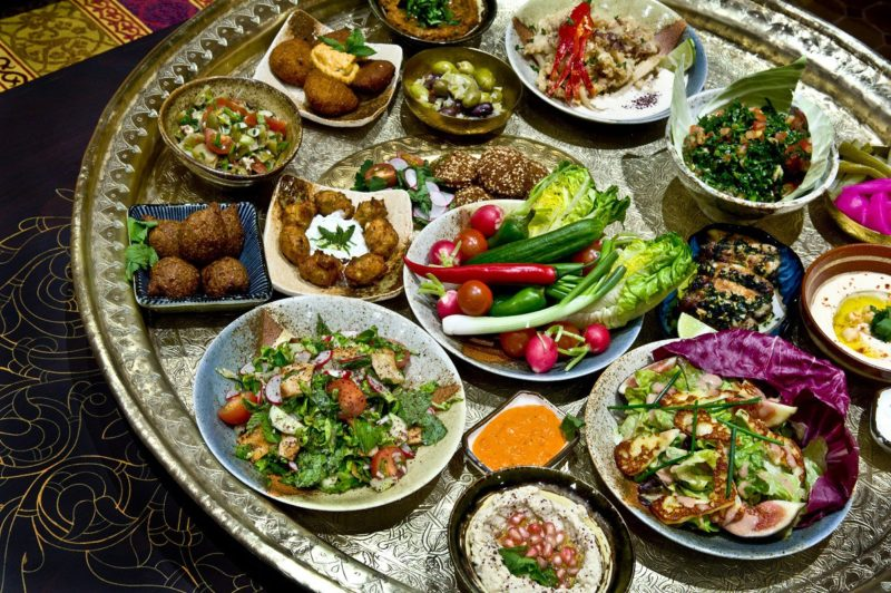Блюда марроканской кухни