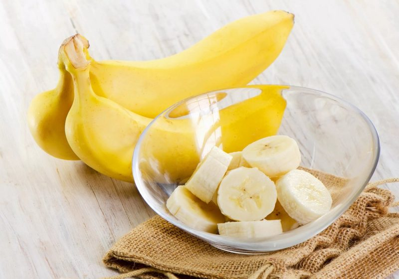 Не употребляйте натощак бананы