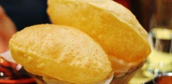 Рецепт приготовления индийского хлеба Пури