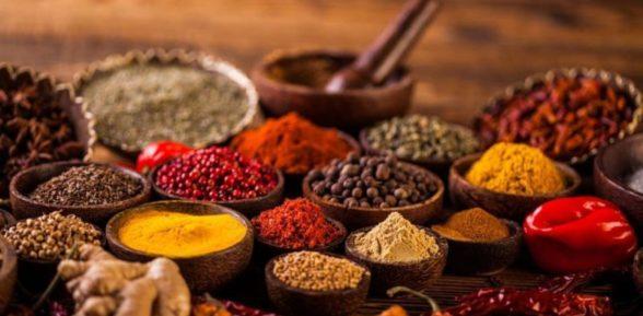 Рецепты индийских блюд и индийские пряности