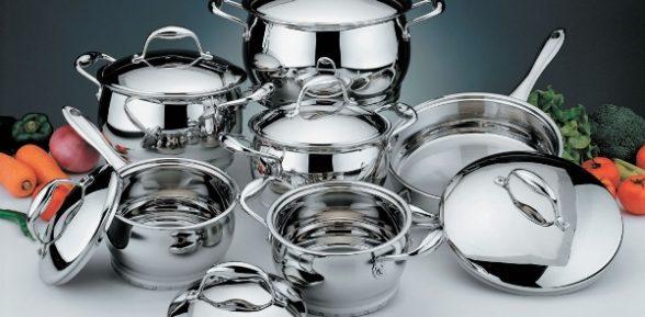 Посуда из нержавейки: какой фирмы выбрать после проведенного эксперимента