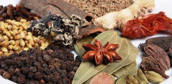 Как изготовить смесь пряностей по-индийски