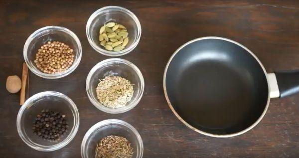 специи для гарам масала
