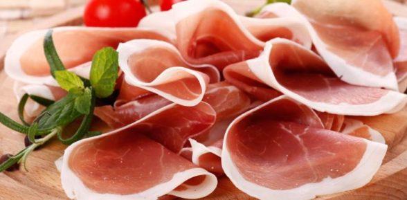 Пршут  — мясной деликатес Черногории