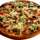 пицца для вегана