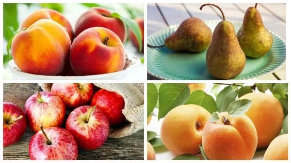 фрукты для запекания
