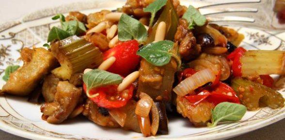 Капоната — блюдо из Сицилии