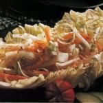 Хрустящий китайский салат