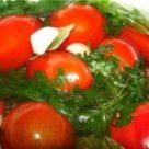 фото бочковые помидоры