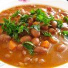 фото супа из фасоли