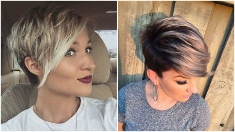 как придать объем коротким волосам