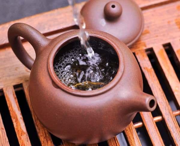 заварить черный чай