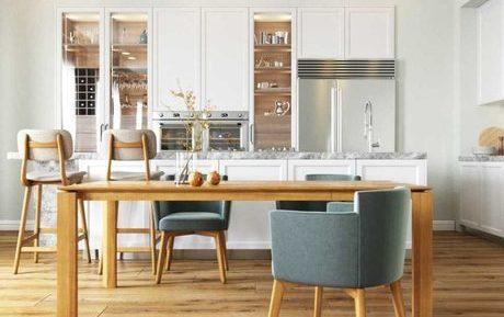 Кухонный интерьер – удобство, комфорт и непринужденность